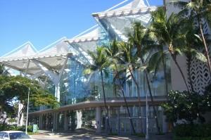 hawaiiコンベンションセンター
