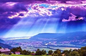 天界の光jpg