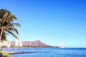 ハワイ散歩道